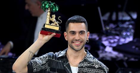 Mahmood è il vincitore di Sanremo 2019