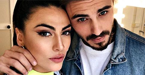 Giulia Salemi e Francesco Monte si sono lasciati: l'addio ufficializzato da lei sul social