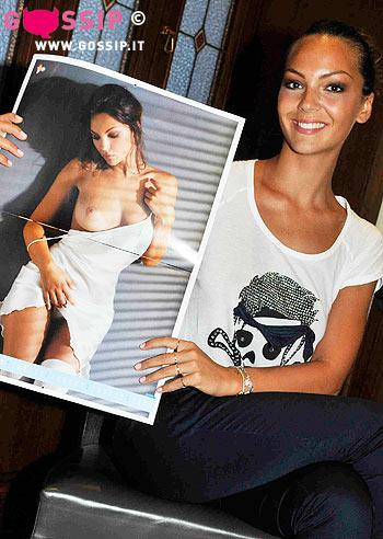 Sarah Nile Calendario.Un Sexy Calendario Per Sarah Nile E La Cipriani Gossip It