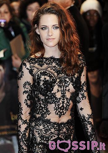 Kristen Stewart di nuo... Robert Pattinson
