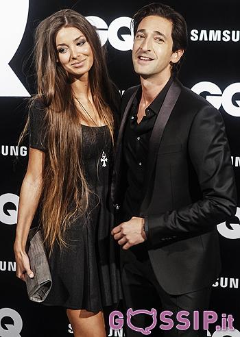 Adrien Brody e la fidanzata Lara Lieto a Madrid Foto Vita da Vip ... Adrien Brody