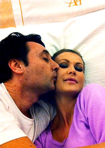 Eva Herger con <b>Massimiliano Caroletti</b> social - 1357826654_