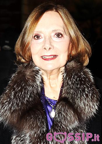 Rossella Falk morta a 86 anni, teatro e cinema sono in lutto