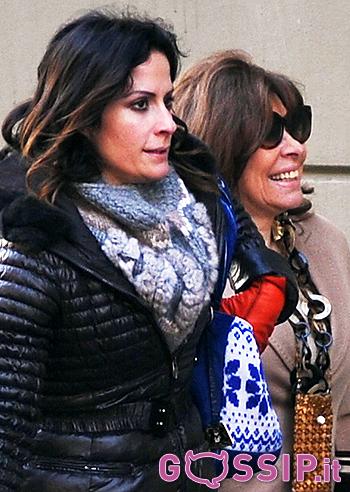 870ac2da6e Patrizia Reggiani, shopping con la figlia - Gossip.it