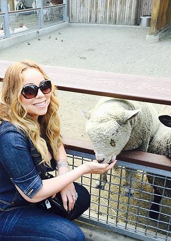 Cabina Armadio Mariah Carey.News Su Monroe Gossip It