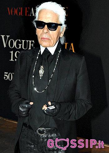 E' morto Karl Lagerfeld, il mondo della moda dice addio al genio del fashion