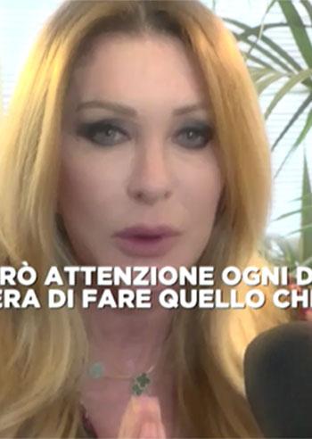 Paola Ferrari ancora contro Diletta Leotta, che si becca il Tapiro e dice: 'Non sono rifatta'