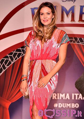 Costanza Caracciolo, primo red carpet da 'signora Vieri' a Roma