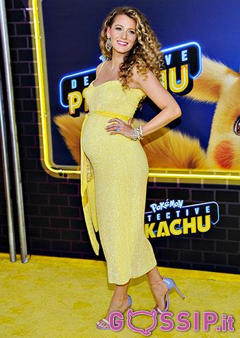 Blake Lively è di nuovo incinta: aspetta il terzo figlio da Ryan Reynolds