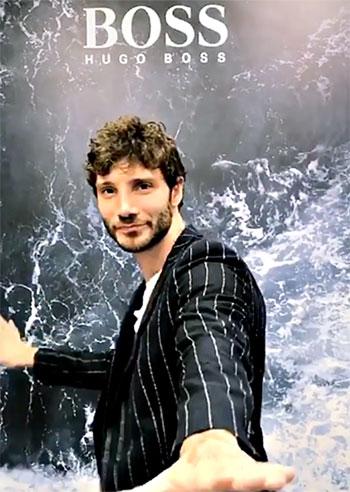 Stefano de martino bagno di folla a milano da sephora il - Perle da bagno sephora ...