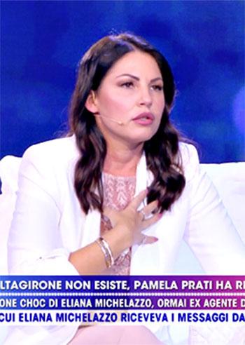 Eliana Michelazzo, altri incredibili dettagli dell'intervista al 'Live' di Barbara D'Urso
