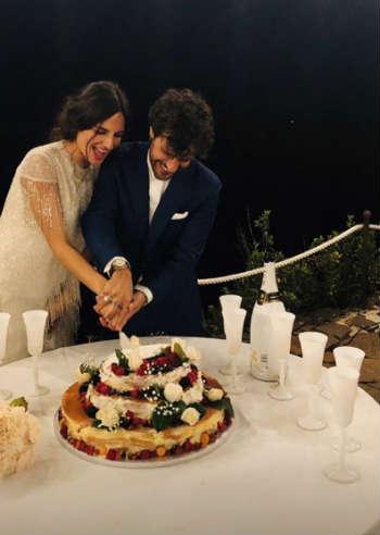 'Temptation Island Vip', Fabio e Marcella Esposito si sono sposati: la coppia aspetta un figlio
