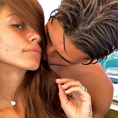 Angela Nasti e Kevin Bonifazi escono allo scoperto: prima foto social per la coppia