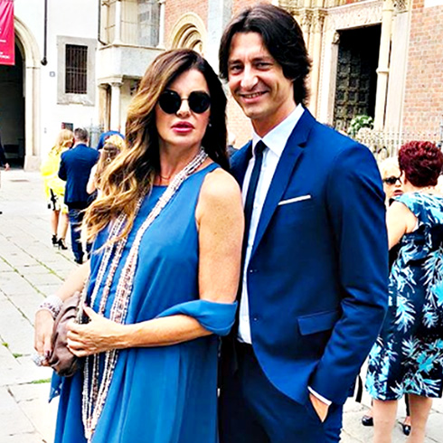 Il figlio di Alba Parietti, Francesco Oppini: 'Sono in tv per hobby, il mio mestiere è un altro'