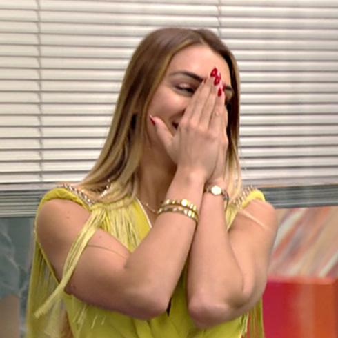 Elisa De Panicis, il suo cuore batte per il calciatore del Milan Theo Hernandez