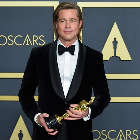Brad Pitt ha vinto il suo primo Oscar: ecco a chi lo ha dedicato