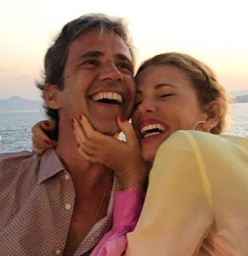 Alessia Marcuzzi e Paolo Calabresi Marconi si sono lasciati? L'addio sarebbe avvenuto durante la quarantena