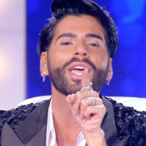 Federico Fashion Style contro Antonella Mosetti in tv: 'Non ha pagato il conto'