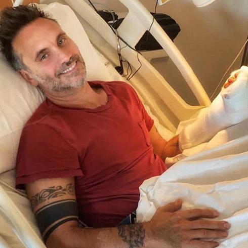 Nek in ospedale, operato d'urgenza dopo incidente: ecco come sta ora