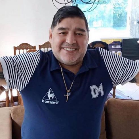 E' morto Diego Armando Maradona