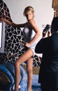 Marcuzzi Backstage Calendario.Calendari Alessia Marcuzzi E Le Iene Per Maxim Gossip It
