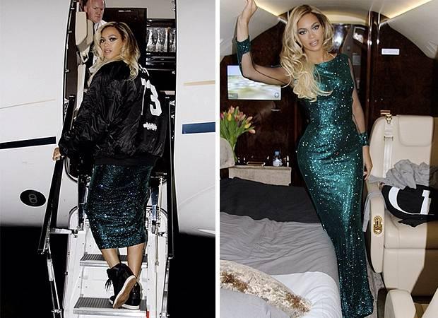 Jet Privato Beyonce : Beyoncé canta per la prima volta in diretta tv nuova