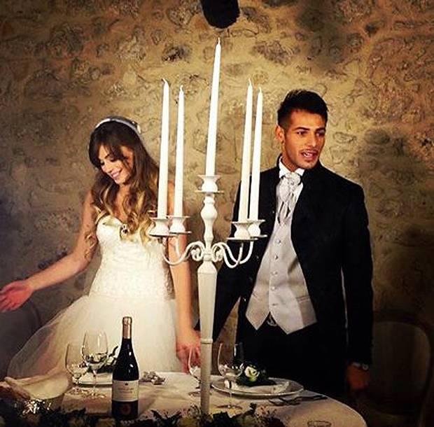 Matrimonio Uomini E Donne : Uomini e donne aldo palmieri alessia cammarota a nozze