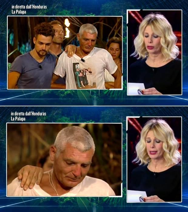 Isola 2015 Patrizio Oliva Eliminato Entra Cristina Buccino Gossipit
