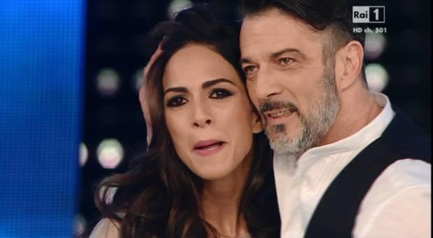 Rocìo Munoz Morales, a Sanremo balla per Mango: passo a ...
