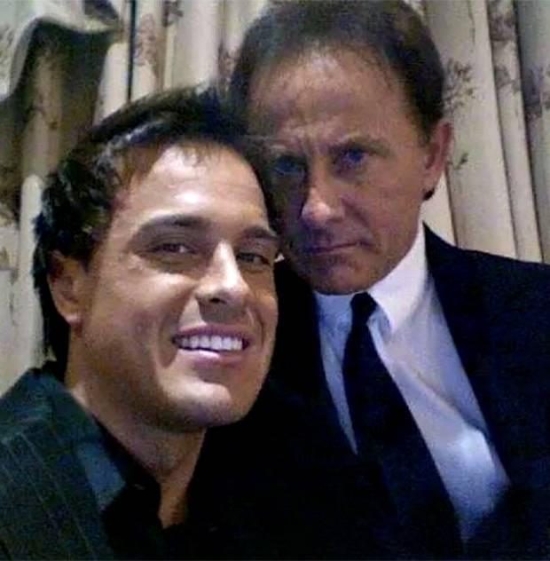 Roby Facchinetti Auguri Al Figlio Roberto Con Lui A The Voice Foto Gossip It