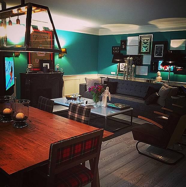 Belen rodriguez tornata a milano ad accoglierla la casa for Progettare una nuova casa online