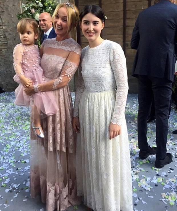 Matrimonio Spiaggia Sabaudia : Frida giannini ha sposato a sabaudia patrizio di marco