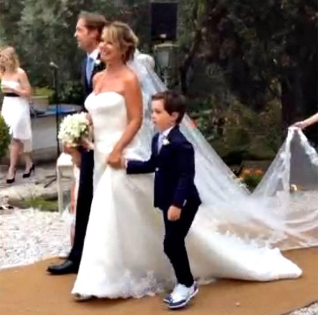Matrimonio Romano Alberto Angela : Monica leofreddi e gianluca delli ficorelli si sono