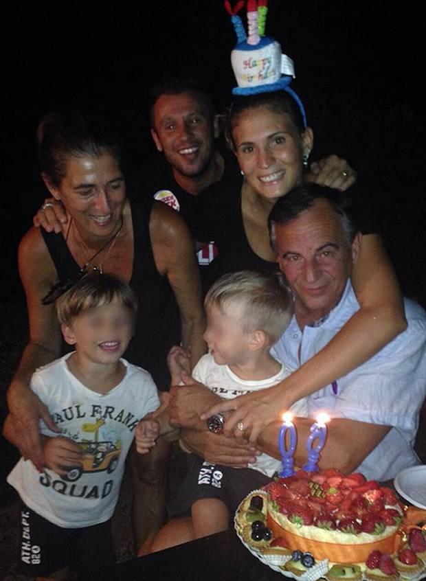 Eccezionale Carolina Marcialis ha organizzato una festa a sorpresa per il  MB23