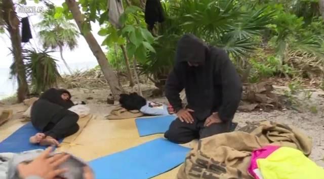 Isola dei famosi 2016, Giacobbe Fragomeni perde i sensi e sviene