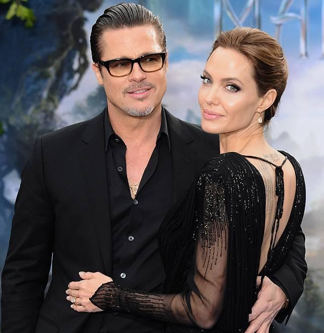 Brad Pitt tradisce Angelina? Tutta colpa di