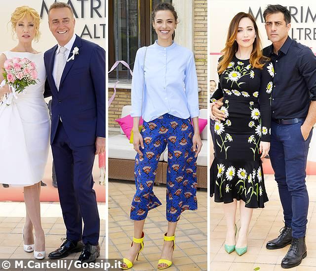 Fiction Matrimoni e altre follie, prima Tv assoluta Mediaset a giugno