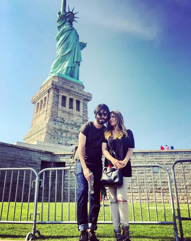 Selvaggia lucarelli vacanza a new york con il fidanzato for Vacanza a manhattan