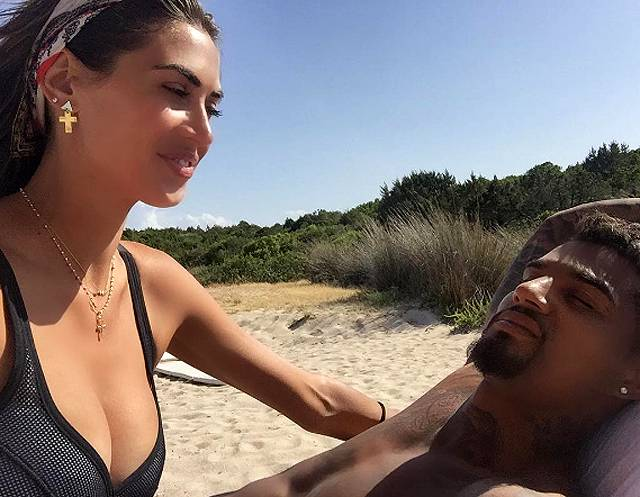 Gossip: Melissa Satta e Boateng finalmente sposi, FOTO!
