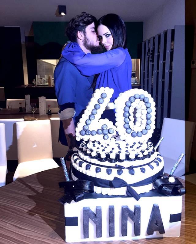 Conosciuto Nina Moric ha organizzato una festa extralusso per i suoi 40 anni  MU55