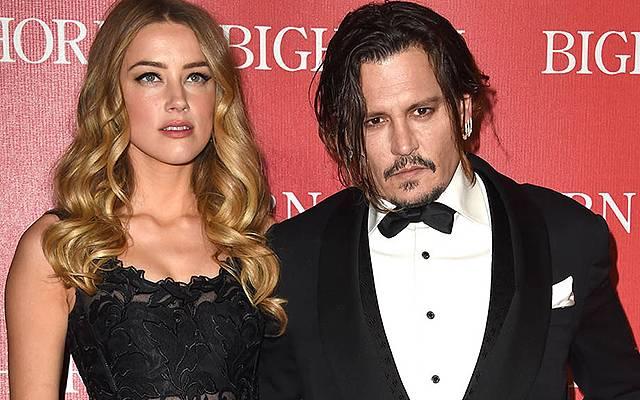 YOUTUBE Johnny Depp ubriaco urla, scalcia e si lancia su Amber Heard
