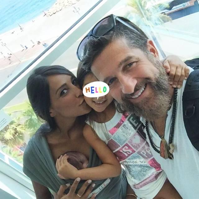 Juliana Moreira e Edoardo Stoppa, fiocco azzurro: è nato Sol Gabriel