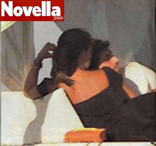 Belen Rodriguez fuga romantica con il suo nuovo amore, ecco chi è