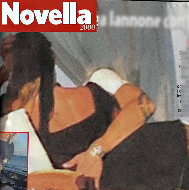Belen e Andrea Iannone: prove di vacanze romantiche in Grecia?