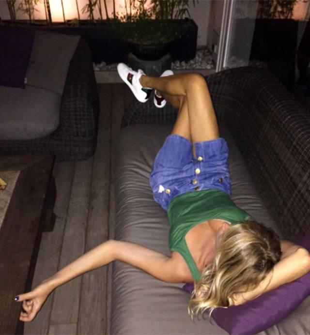 Alessia Marcuzzi: nonostante i 44 anni, non dice di no a…