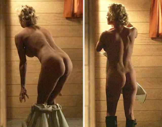 Pamela Anderson nuda a 50 anni
