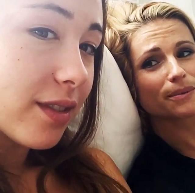 Michelle e Aurora Ramazzotti: