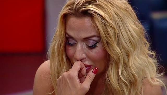 Gossip Gf Vip, Laura Freddi in lacrime: