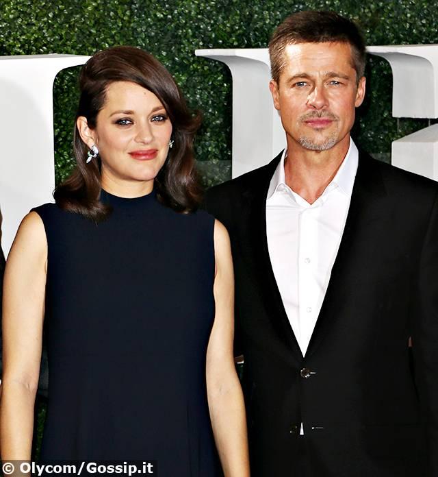 Brad Pitt, primo red carpet da