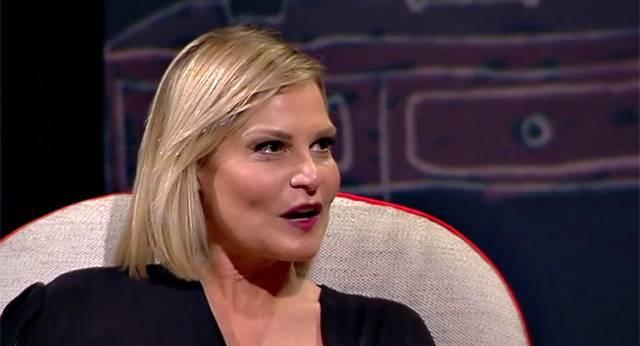 La conduttrice in tv ha parlato dei suoi rapporti con Mara Venier e Stefano Bettarini